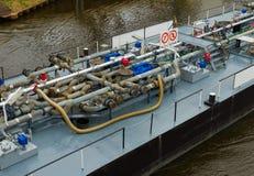 Палуба корабля стоковые фото