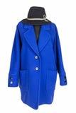 Пальто женщины Стоковые Изображения RF
