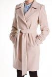 Пальто кашемира и рубашка хлопка Стоковое Изображение RF