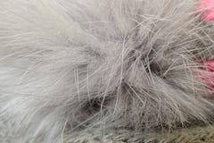 Пальто от перчатки шерстей Стоковые Изображения RF