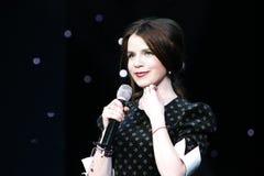 Певица Кристина Soloviy Стоковая Фотография RF