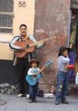 Певицы улицы Стоковая Фотография RF