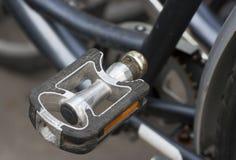 педаль велосипеда стоковая фотография rf