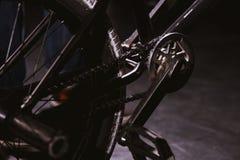 Педаль велосипеда Bmx Стоковое Фото