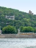 Пейзаж вокруг Будапешта Стоковое Изображение RF