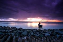 Пейзаж восхода солнца стоковые фото