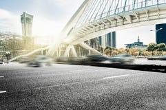 Пейзаж города Jiangyin стоковая фотография rf