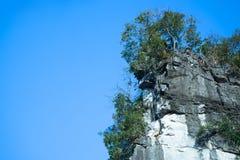 Пейзаж горы - изображение запаса Стоковые Изображения RF