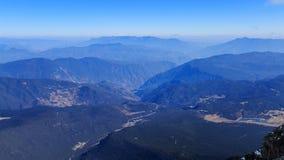 Пейзаж гор Стоковые Изображения RF