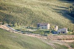 Пейзаж Италии Стоковые Фотографии RF