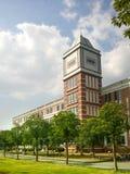 Пейзаж кампуса Стоковые Фото