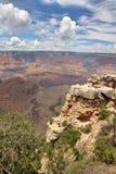 пейзаж каньона грандиозный Стоковые Фотографии RF
