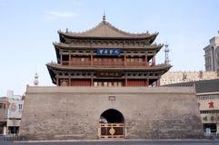 Пейзаж колокольни Zhangye Стоковое Фото