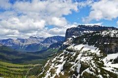 Пейзаж Монтаны Стоковое Фото