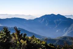 Пейзаж национального парка inthanon Doi Стоковые Фото