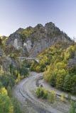 пейзаж осени красивейший Стоковое Изображение