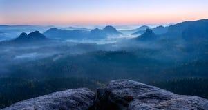 Пейзаж осени Стоковая Фотография RF