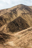 Пейзаж парка danxia Zhang ye геологохимический Стоковые Фото