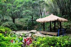Пейзаж парка Yuexiu Стоковое фото RF