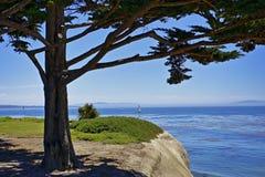 пейзаж пляжа красивейший Стоковая Фотография