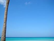 пейзаж пляжа тропический Стоковые Изображения