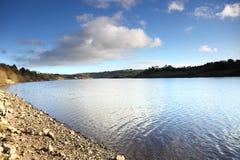 Пейзаж реки в Ирландии Co.Cork. Стоковые Фото