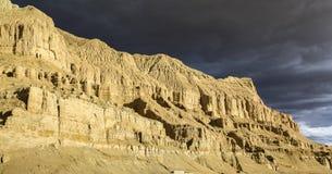 Пейзаж Тибета стоковые фотографии rf