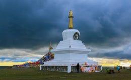 Пейзаж Цинхая Стоковая Фотография RF