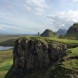 Пейзаж Шотландия Стоковые Фото