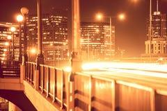 Пейзаж Денвера городской Стоковые Изображения