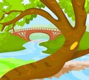 пейзаж 02 природ Стоковая Фотография