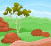 пейзаж 05 природ Стоковая Фотография RF