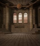 пейзаж 10 фантазий Стоковые Изображения RF