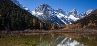Пейзаж Bipenggou Стоковые Изображения