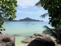 Пейзаж Koh-Дао Стоковое фото RF