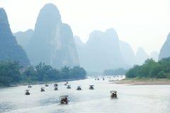 Пейзаж Lijiang Стоковое Изображение