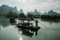 Пейзаж Mingshi Стоковые Изображения