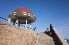Пейзаж Qingdao стоковое фото rf