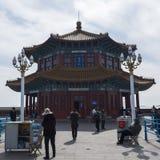 Пейзаж Qingdao стоковое фото
