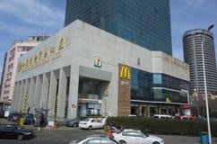 Пейзаж Qingdao стоковая фотография rf