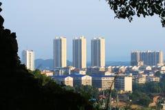 Пейзаж yongzhou, Хунани, фарфора стоковое фото rf