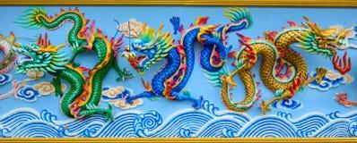 Пейте дракона Стоковое Фото
