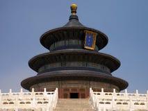 Пекин - висок рая - Китай Стоковые Фото