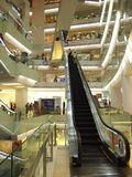 Пекин внутри взгляда покупкы мола Стоковое Фото