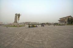 Пекин квадратный tiananmen фарфор Пекин Стоковые Фотографии RF