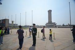 Пекин квадратный tiananmen Стоковые Фото