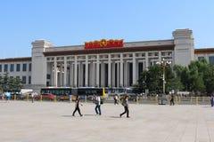 Пекин квадратный tiananmen Стоковое фото RF