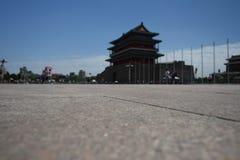 Пекин квадратный tiananmen Стоковое Изображение