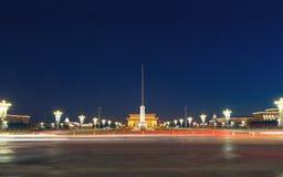 Пекин квадратный tiananmen Стоковое Изображение RF