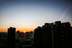Пекин на 4 в утре Стоковое фото RF